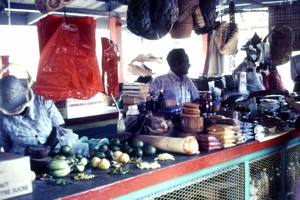 Sir Selwyn Selwyn-Clarke Market, Victoria, Seychellen -1980