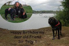 Sir Toby, my dear !