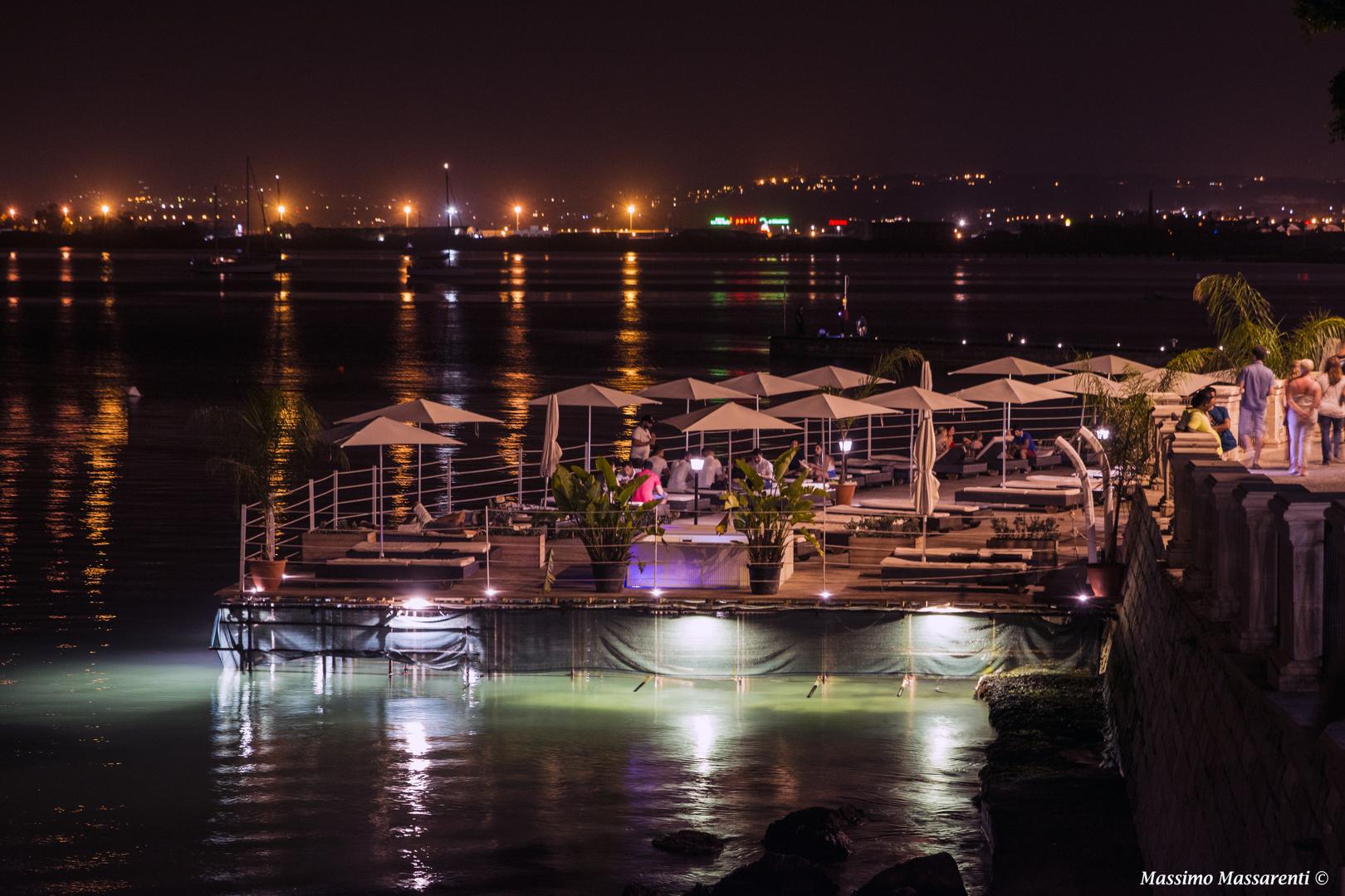 Siracusa by night