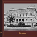 Siracusa - Palazzo della Camera di Commercio.