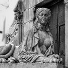 Siren Sphinx Statue - Sphinge de Ségovie