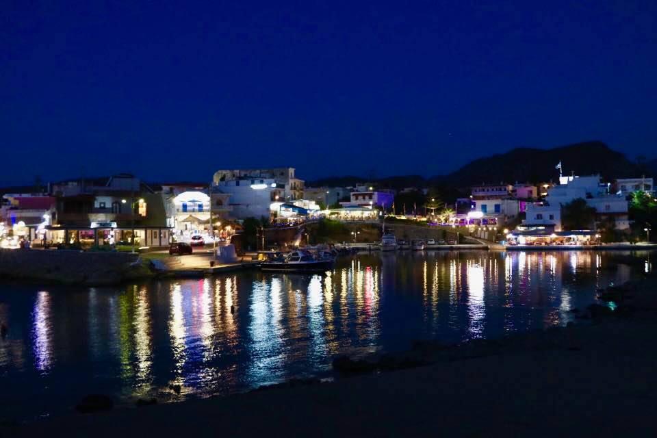 Sissi Bay