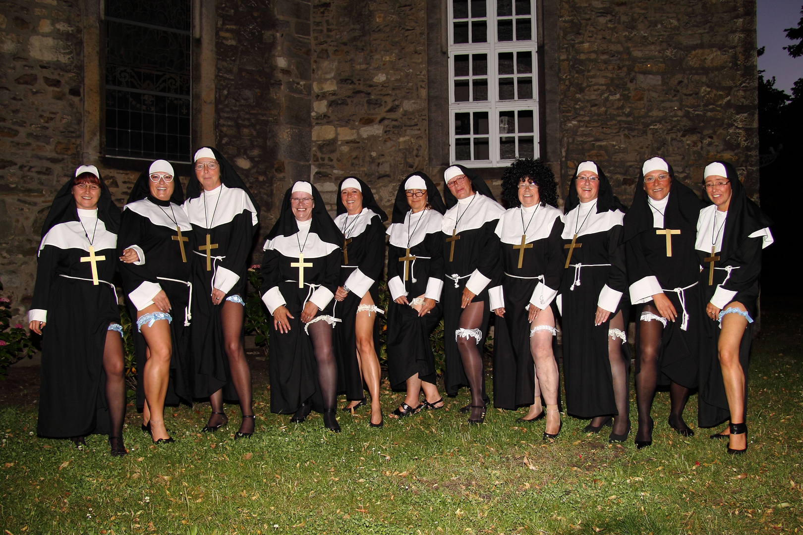 Sister Act in Wolfsburg