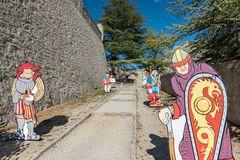 Sisteron_Eingang zur Festung
