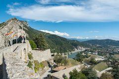 Sisteron_Festung