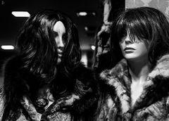 sisters in furs
