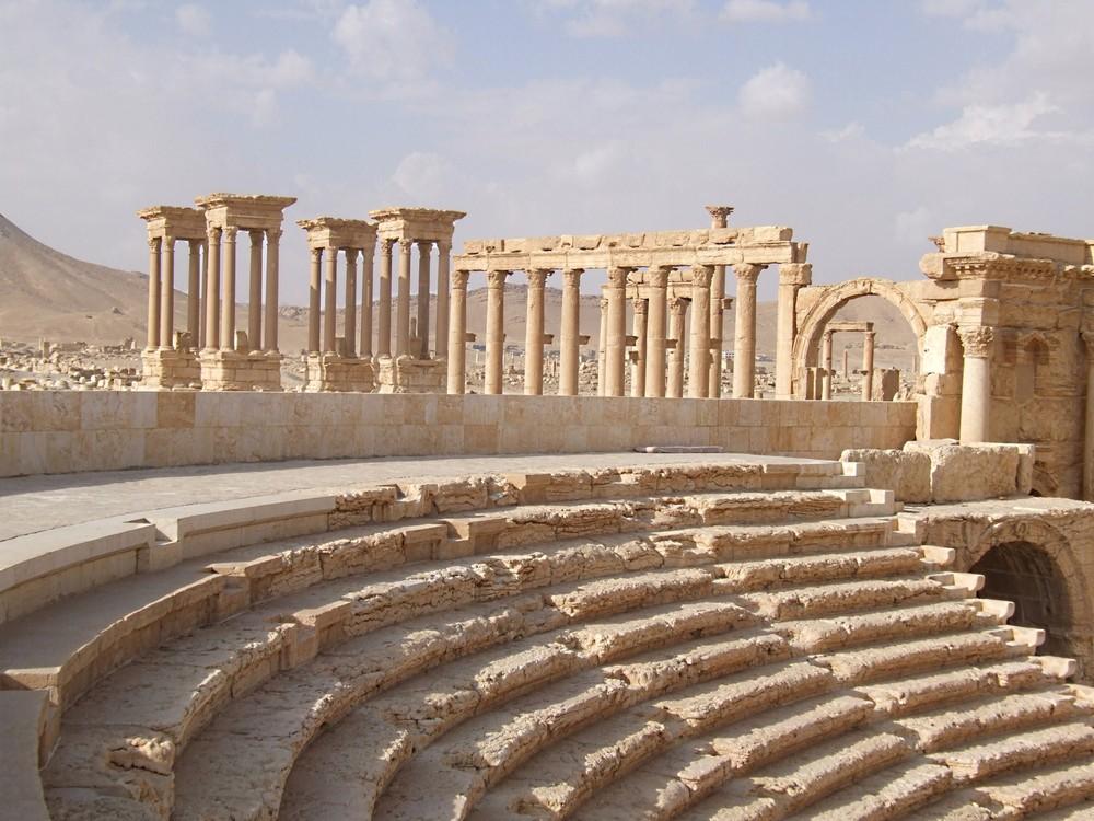 Sito Archeologico di Palmyra (1)