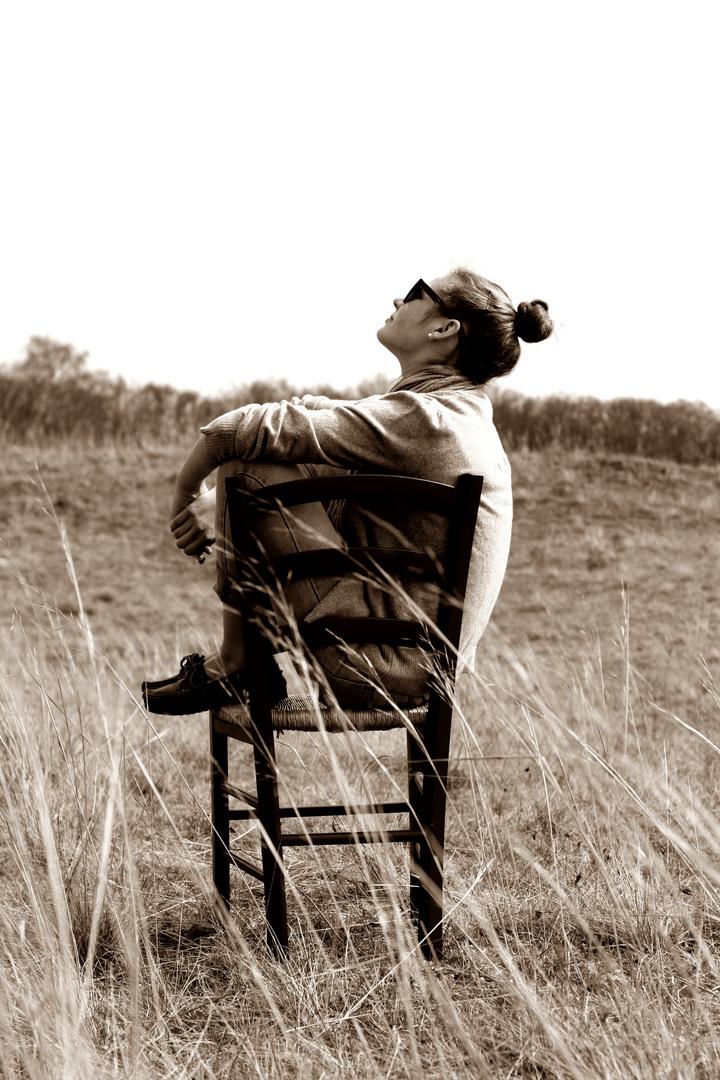 sitting, waiting, wishing..