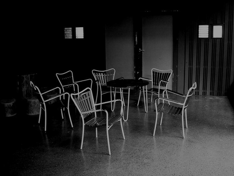 Sitzgruppe 1962