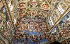 Sixtinische Kapelle II