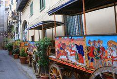 Sizilianische Karren