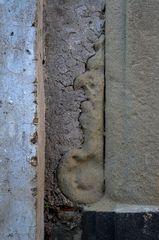 Sizilien - Nr.14 - Struktur an Hauswand