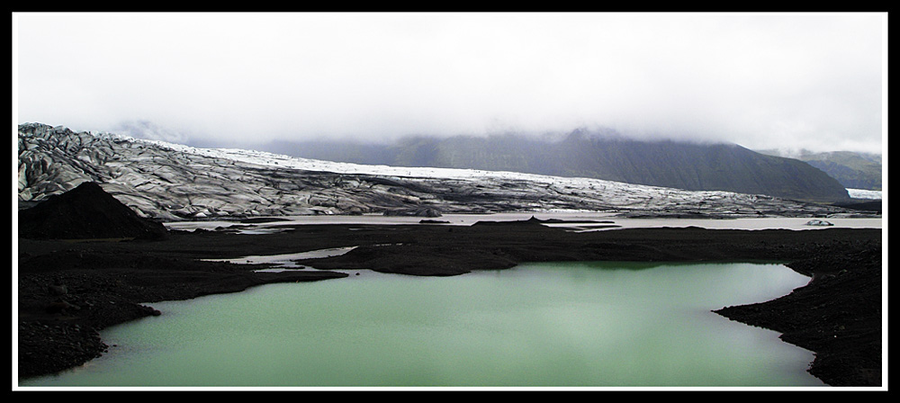 Skaftafell, ISLAND