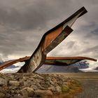 * Skaftafell * - Skeiðará Bridge Monument -  . . . Iceland 26