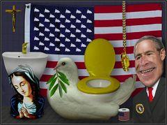 Skandal !!!! Geheimes Foto aus dem Weißen Haus entwendet !!!!