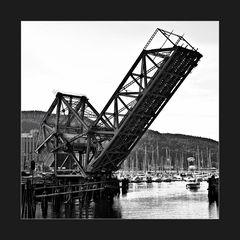 Skansenbrücke, Trondheim