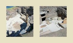Skara brae..mainland.. Orcadi...interno delle case neolitichee