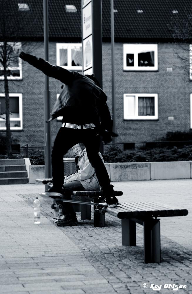 Skate @ Bank