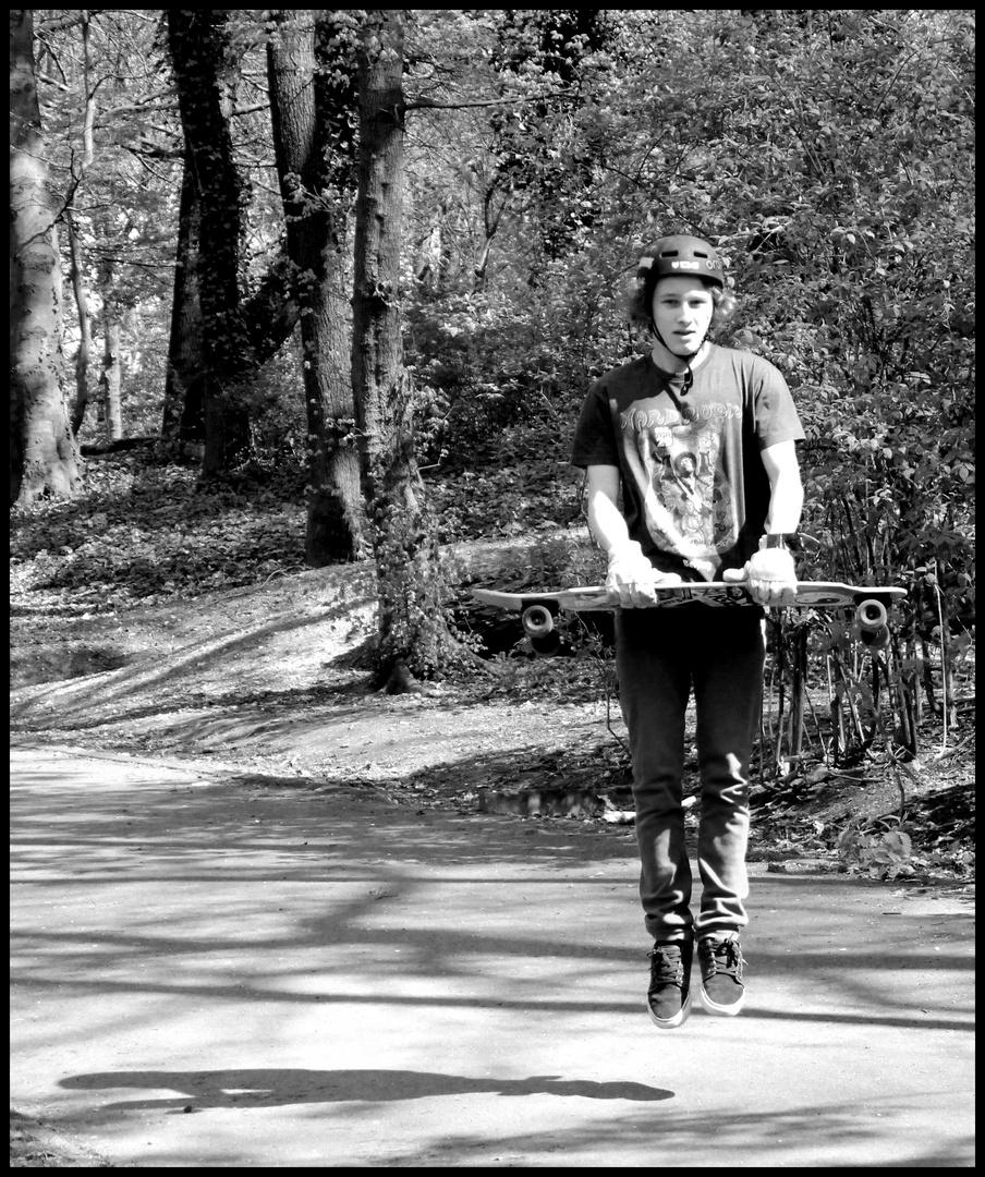 skate levitation