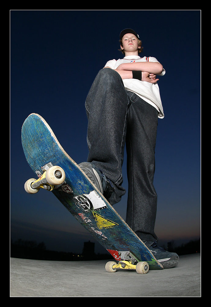 !!! Skate or Die !!! (Teil 2)