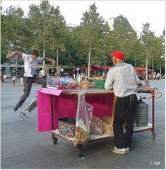 Skate ou kebab...
