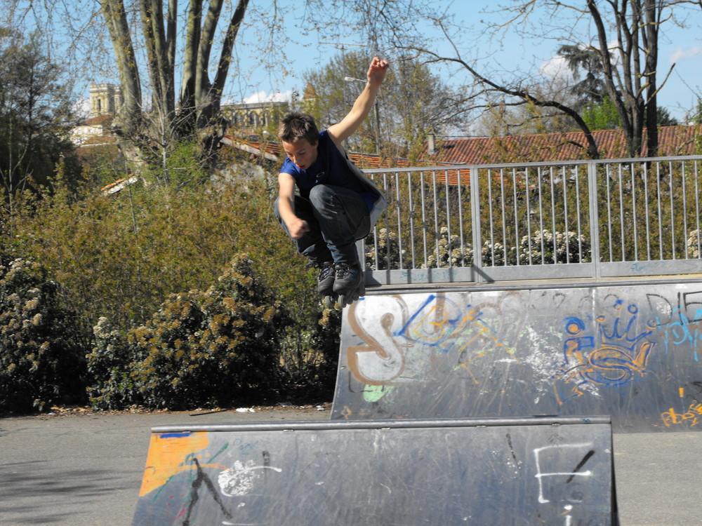 Skate - saut