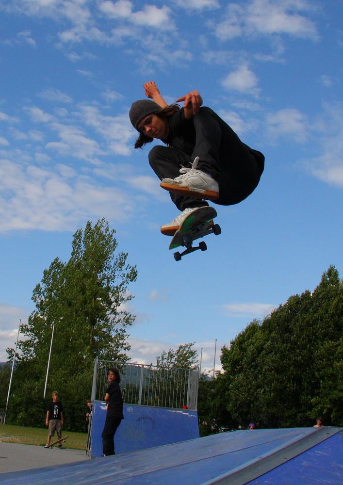 Skateboard I. (Matrix)