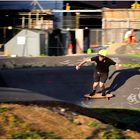 Skateboarder - Brooklyn Bike Park