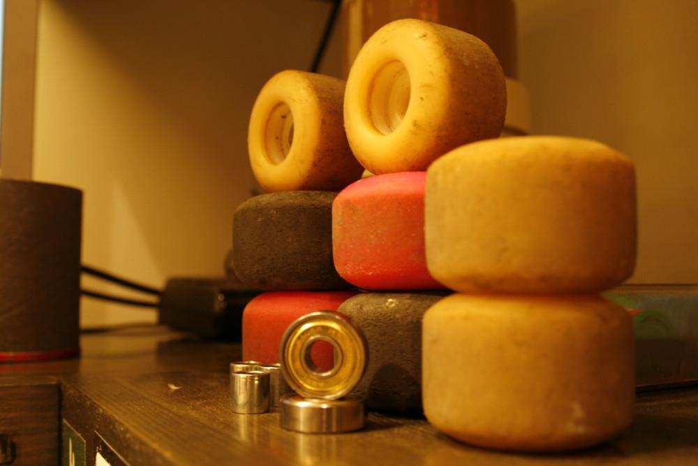 Skateboarding accessories !!!