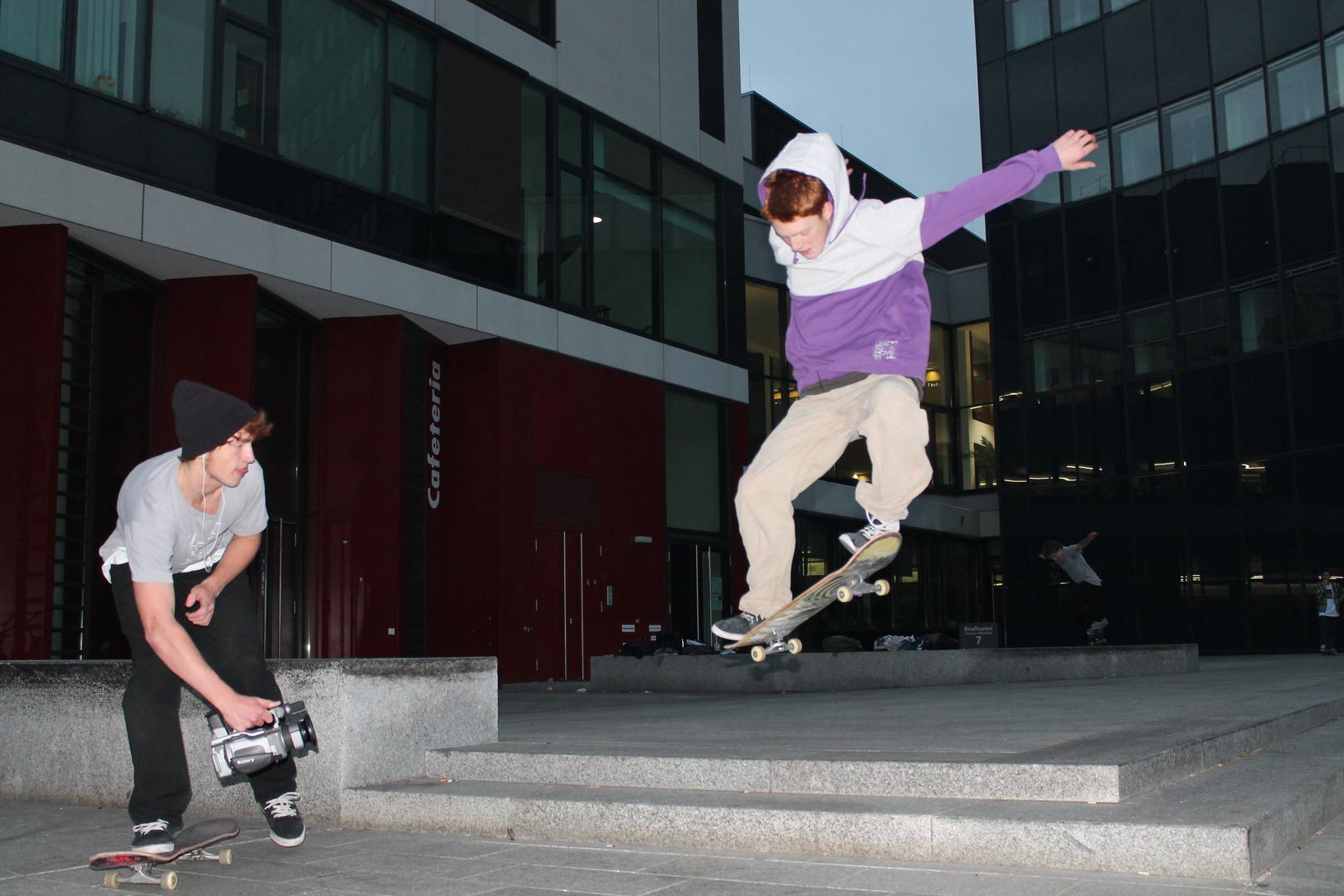 Skaten ...