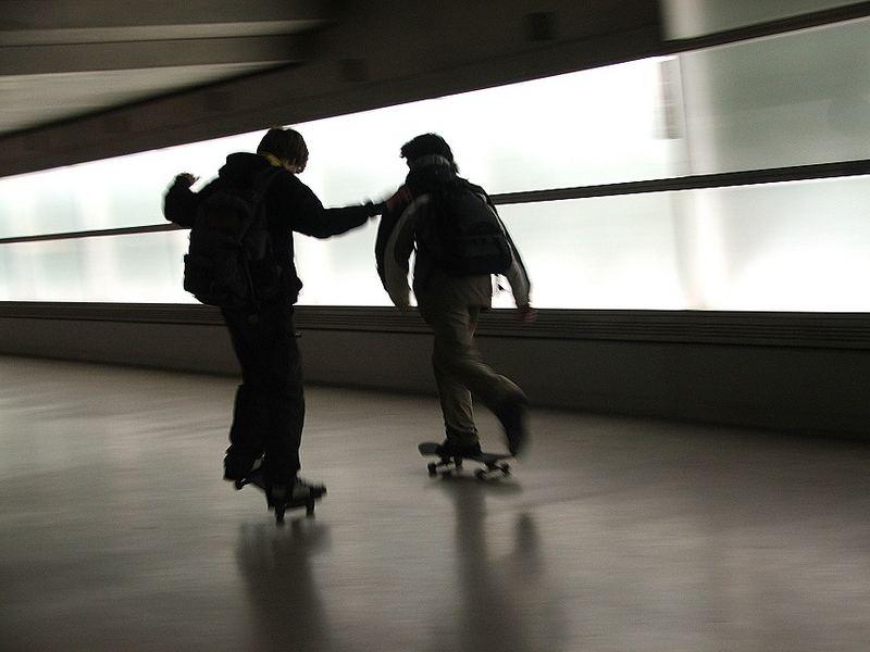 Skaten Verboten