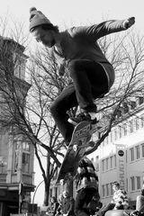 Skater # 1 - Sprung