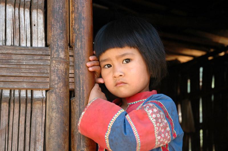Skepsis -- in einem Bergdorf nördlich von Chan Mai