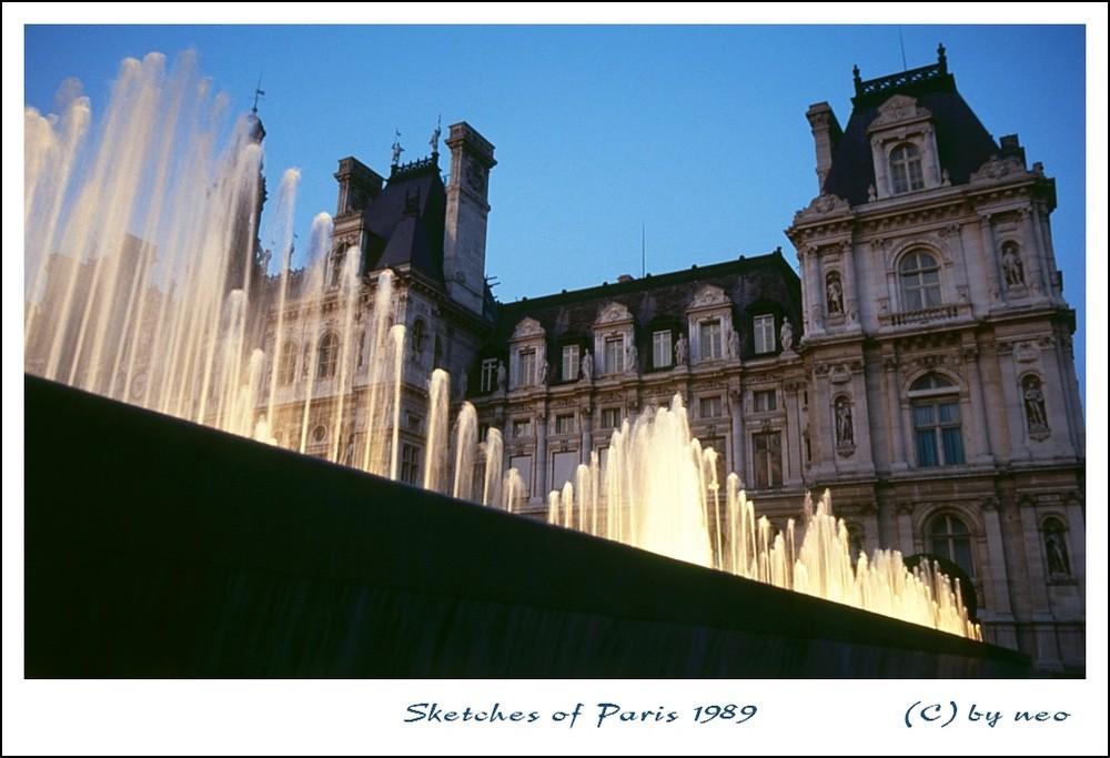 Sketches of Paris, 018