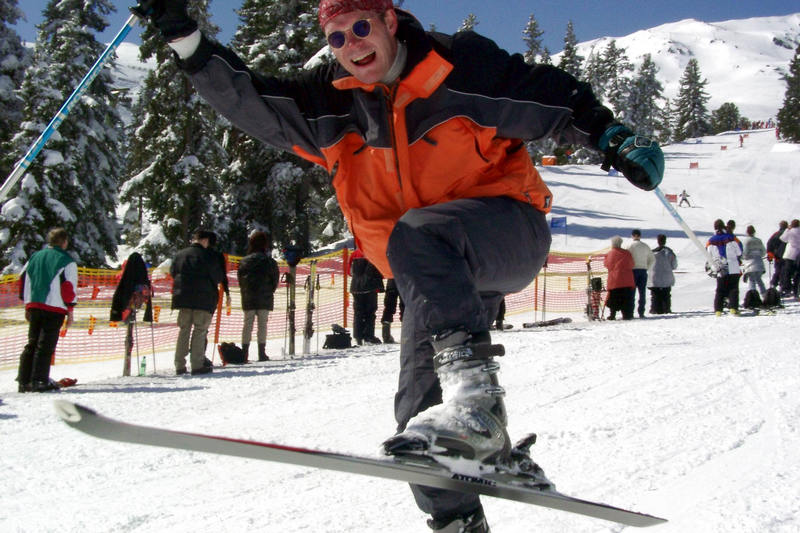 Ski-Fahrn
