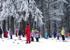Ski-Knirpse