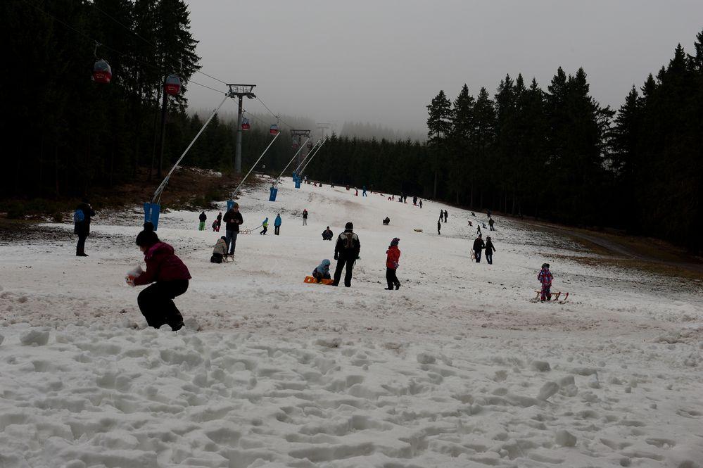 ' Ski und Rodel gut ' ...