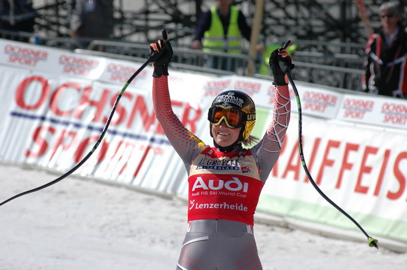 Ski-Weltcupfinale, Abfahrt Damen