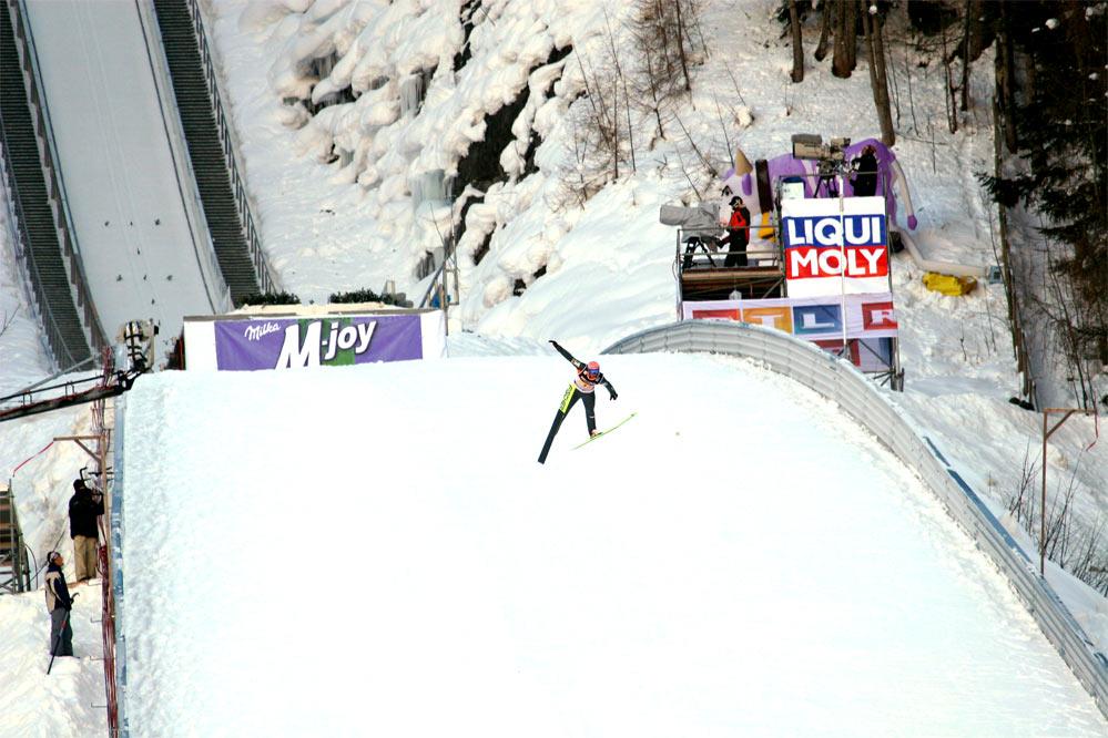 SkiflugWM Kulm 2006 (4)