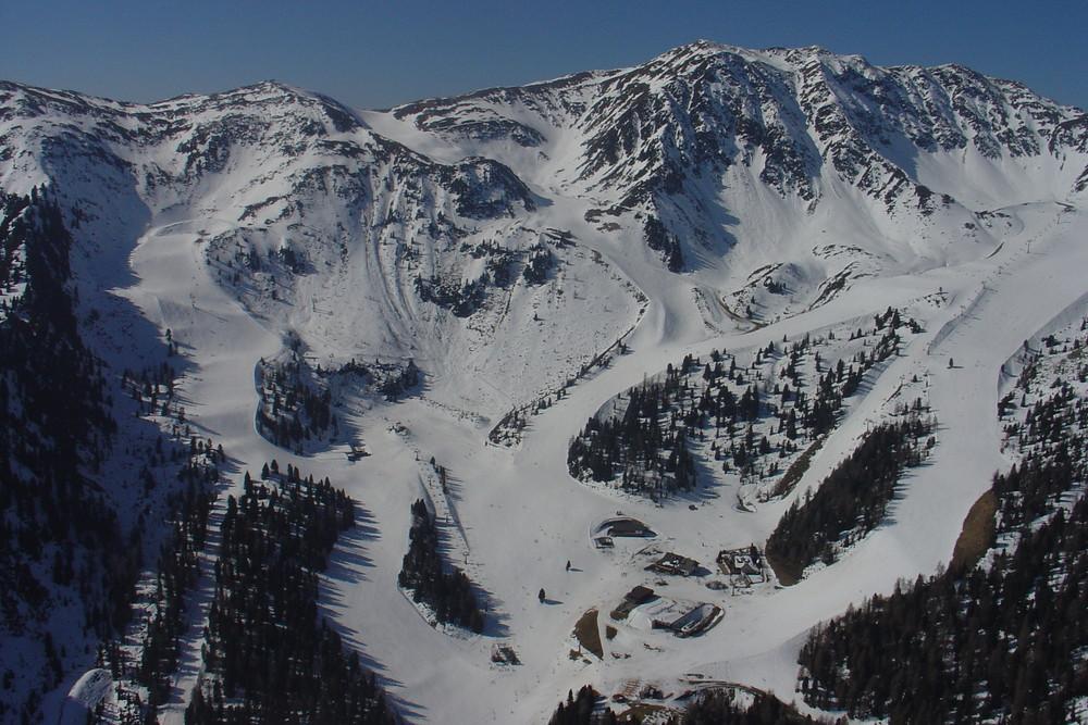 Skigebiet Speikboden Ahrntal