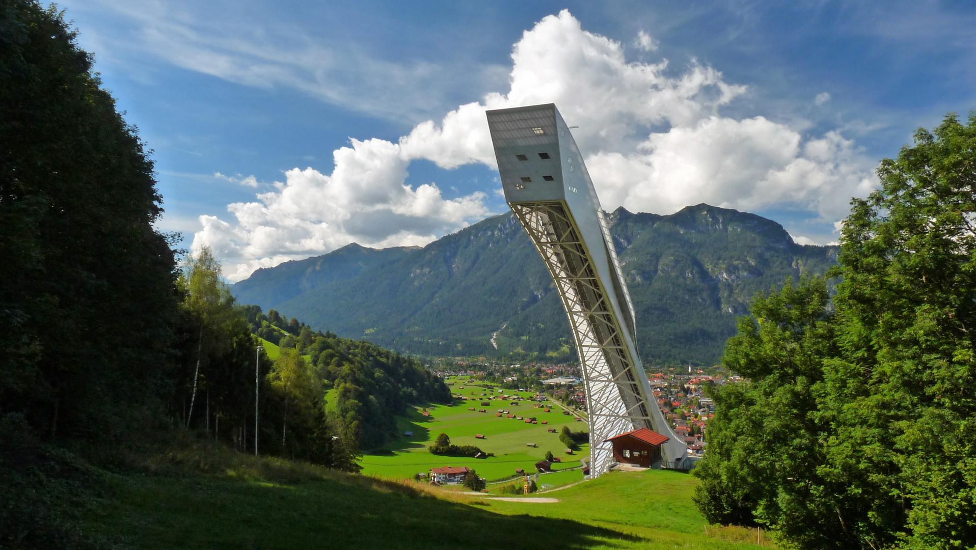 Skischanze 2