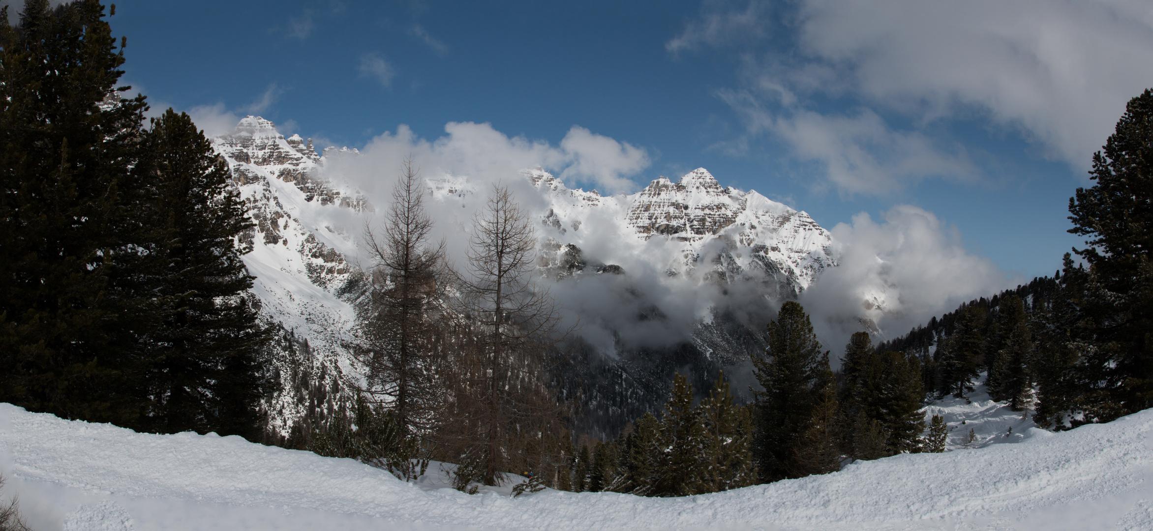Skistrecke Schlick 2000