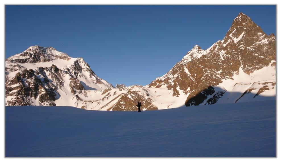Skitour...