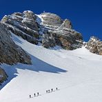 Skitour auf den Dachstein