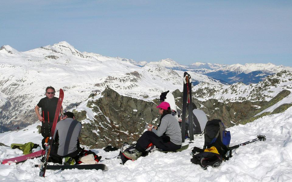 Skitour Splügen 5 Lumix LX2
