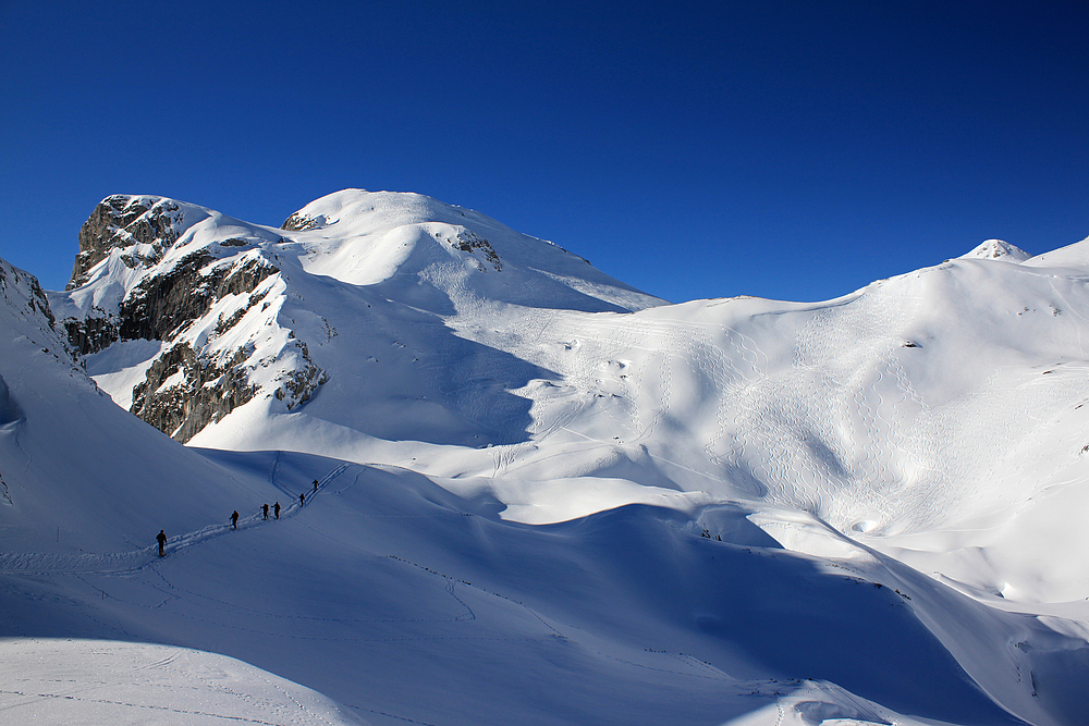 Skitourenparadies