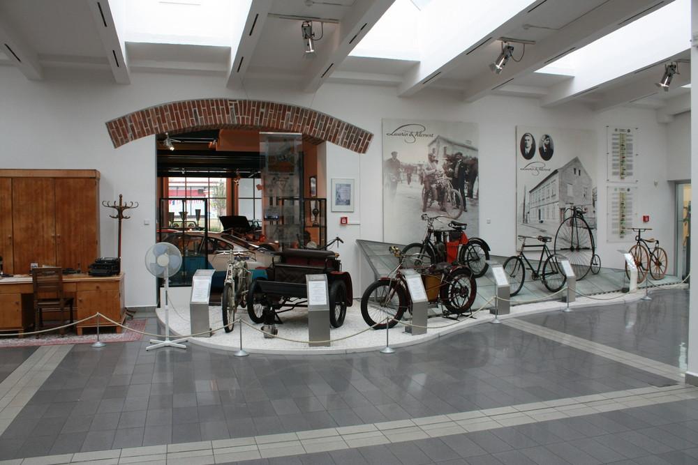 Skoda Museum 1