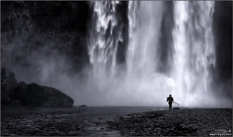 Skógafoss ( Iceland )