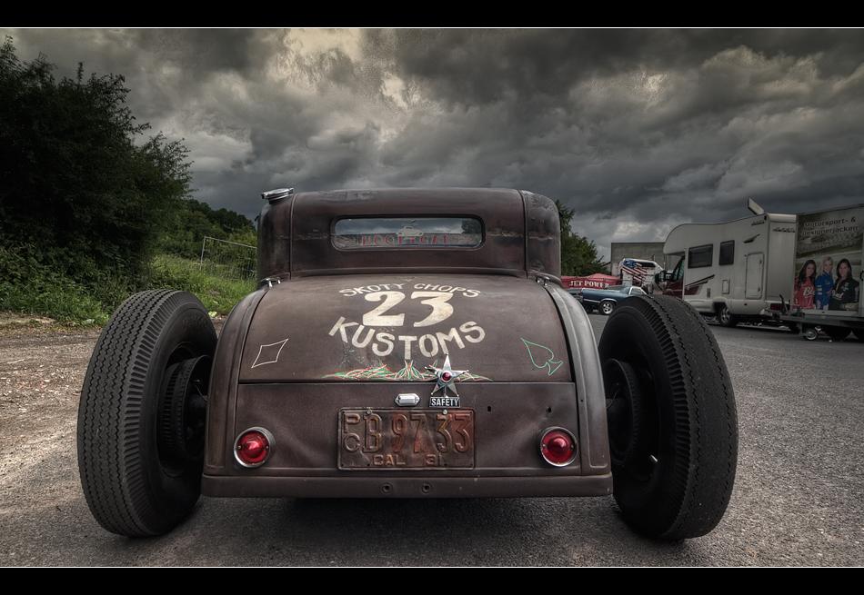 Skoty Rat Rod