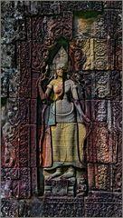 Skulptur Angkor Wat I     ©